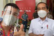 Raffi Ahmad Vaksinasi Bersama Presiden Jokowi, Begini Awal Ceritanya