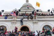 Pendukungnya Serbu Capitol, Luksemburg Sebut Trump Pyromaniac