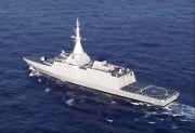 Angkatan Laut Mesir Terima Kapal Fregat Pertama Buatan Lokal