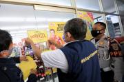 Langgar PPKM, 4 Minimarket di Kota Bandung Disegel