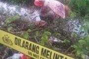 Warga Karawang Geger, Ditemukan Mayat Diikat Tali dan Dibungkus Bed Cover