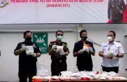 Kejari Tanjung Perak Musnahkan Barang Bukti 8,7 Kg Sabu