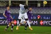 Kesulitan Kalahkan Fiorentina, Lukaku Tak Paham Penyakit Inter