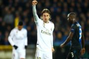 Modric Betah Main Bareng Madrid, Pertanda Bakal Perbarui Kontrak?