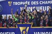 PSG Juara Piala Super Prancis, Pochettino: Malam yang Istimewa