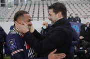 Usai Rebut Piala Super Prancis Konflik Neymar- Gonzalez Kian Panas: Dia Sampah!