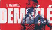 Moussa Dembele dan Kegagalan Pemain Prancis di Atletico Madrid