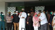 Keluarga Belum Putuskan Dimana Syekh Ali Jaber akan Dimakamkan