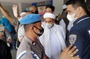 Habib Rizieq Shihab Dipindahkan ke Rutan Bareskrim Polri