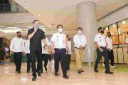Sidak Perkantoran dan Mal, Wagub DKI Pastikan Pelaku Usaha Taati Atura PSBB