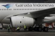 Bos Garuda Benarkan Pesawat Jurusan Pontianak Mendarat di Sumatera
