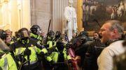 Penggerak Rusuh Maut US Capitol: 3 Anggota Kongres Bantu Penyerbuan