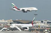 Emirates Skors Pilotnya karena Menolak Terbang ke Israel