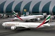 Emirates Bantah Skors Pilot karena Menolak Terbang ke Israel