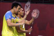 Hendra/Ahsan Tantang Unggulan Ketujuh Korea di Perempat Final Thailand Open 2021