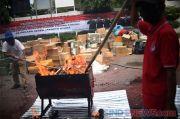 BNNP Sulsel Musnahkan 2 Kg Ganja, Ribuan Ekstasi dan Ratusan Gram Sabu