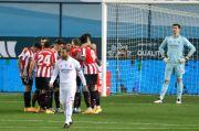Ditumbangkan Bilbao, Real Madrid Terpaksa Lepas Gelar
