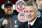 Liverpool Bakal Gugup Hadapi Manchester United