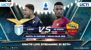 Statistik dan Fakta Menarik Jelang Lazio vs AS Roma