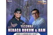 Ngobrol Bareng Gus Miftah di iNews dan RCTI+ Jumat Malam ini Pukul 20.30: Yasonna Laoly, Neraca Hukum dan HAM