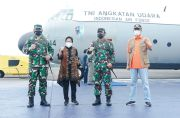 TNI Kerahkan 2 Kapal Perang dan 7 Pesawat Bantu Korban Gempa Sulbar