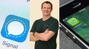 Bos Signal Tegaskan Aplikasinya tidak akan Menggantikan WhatsApp