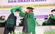 2 Dosen Fakultas Psikologi UIN Jakarta Dikukuhkan sebagai Guru Besar