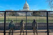 Kerusuhan Hingga Aksi Protes Bersenjata Bayangi Pelantikan Biden
