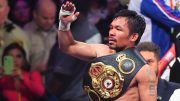 Manny Pacquiao Bekuk Errol Spence: Dia Terlalu Lambat!