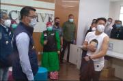 Jadi Relawan Uji Klinis, Ridwan Kamil Klaim Tak Perlu Divaksin