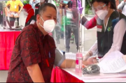 Plt Wali Kota dan Ketua DPRD Sempat Gagal Ikut Vaksinasi, Ini Penyebabnya