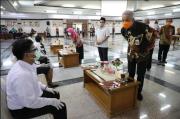 Serahkan SK Pengangkatan CPNS, Ganjar: Harus Setia dan Tidak Korupsi