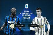 Preview Inter Milan vs Juventus: Menguji Dua Bomber Maut Serie A di Derby dItalia
