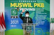 Buka Muswil 15 DPW PKB, Ini Pesan Muhaimin Iskandar