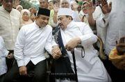 Anies Unggah Foto dengan Habib Ali bin Abdurrahman Assegaf, Netizen: Pemimpin yang Dekat dengan Ulama