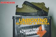 Dokter Tirta Unboxing Sepatu Militer Asli Italia