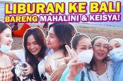 Tiara Andini Dapat Kejutan dari Fans saat Liburan ke Bali