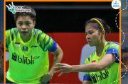 Sempat Kepayahan, Greysia/Apriyani Akhirnya Usir Wakil Korea di Semifinal