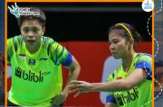Tembus Final Thailand Open 2021, Greysia: Saya Merasa Emosional