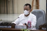 Tegakkan Prokes, Sekdaprov Heru Harap TNI/Polri Gencarkan Operasi Yustisi