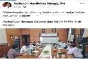 Politisi Nasdem Minta Pemenang Pilkada Simalungun Hargai Bupati JR Saragih