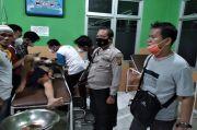 OKU Gempar, Pemuda Desa Bacok Tetangganya Usai Ditantang di Warung