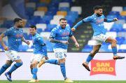 Napoli Cetak Setengah Lusin Gol ke Gawang Fiorentina
