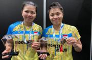 Hasil Lengkap Final Thailand Open 2021: Merah Putih Satu Gelar