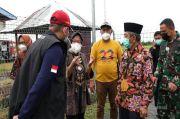 DPR Minta Risma Segera Penuhi Kebutuhan Dasar Korban Banjir dan Gempa