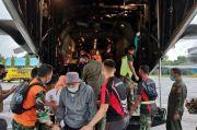 Percepat Pemulihan Bencana, TNI AU Distribusikan Bantuan ke Mamuju-Majene