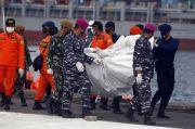 Update Operasi DVI Sriwijaya Air SJ-182, RS Polri Terima 188 Kantong Body Part
