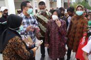 BNPB dan Kemensos Beda Pendapat soal Penjarahan Pengiriman Bansos di Mamuju