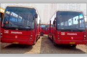17 Tahun Transjakarta, Begini Sosok Armada Busway Pertama Ketika Baru Beroperasi