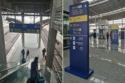 Warganet Takjub Stasiun Jatinegara Jakarta Timur Makin Keren, Begini Penampakannya